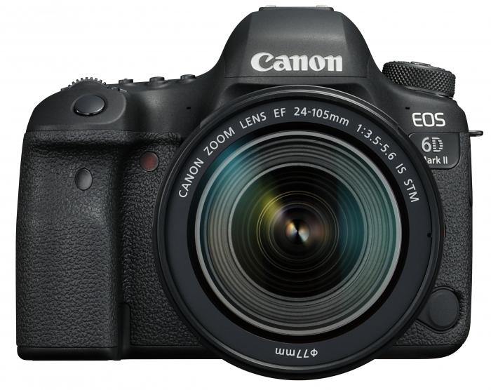 Canon EOS 6D Mark II + 24-105mm